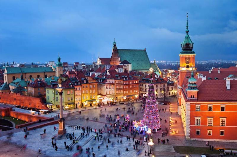 Ponte Immacolata a Varsavia 3 Notti Partenza 29 Ottobre Hotel Campanile Warsavia - Varsavia