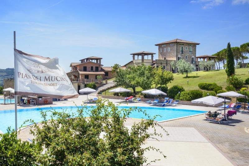 Irresistibili 2019 Pian Dei Mucini Resort 7 Notti dal 13 Luglio - Toscana