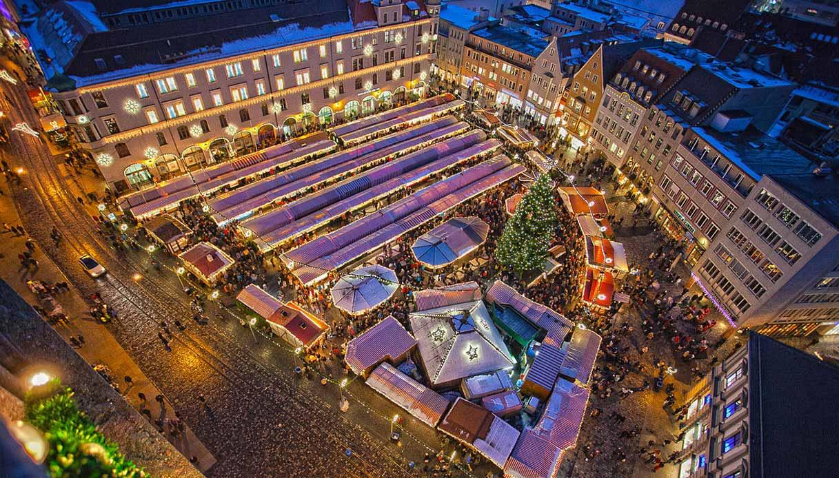 Mercatino di Natale a Lubiana 1 Notte a Grand Hotel Union