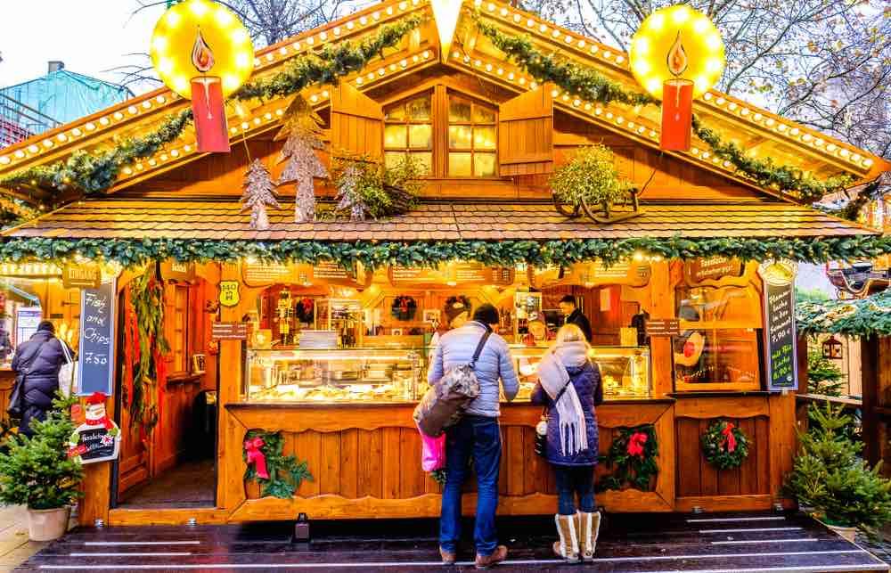 Mercatino di Natale a Monaco 1 Notte Aloft Hotel