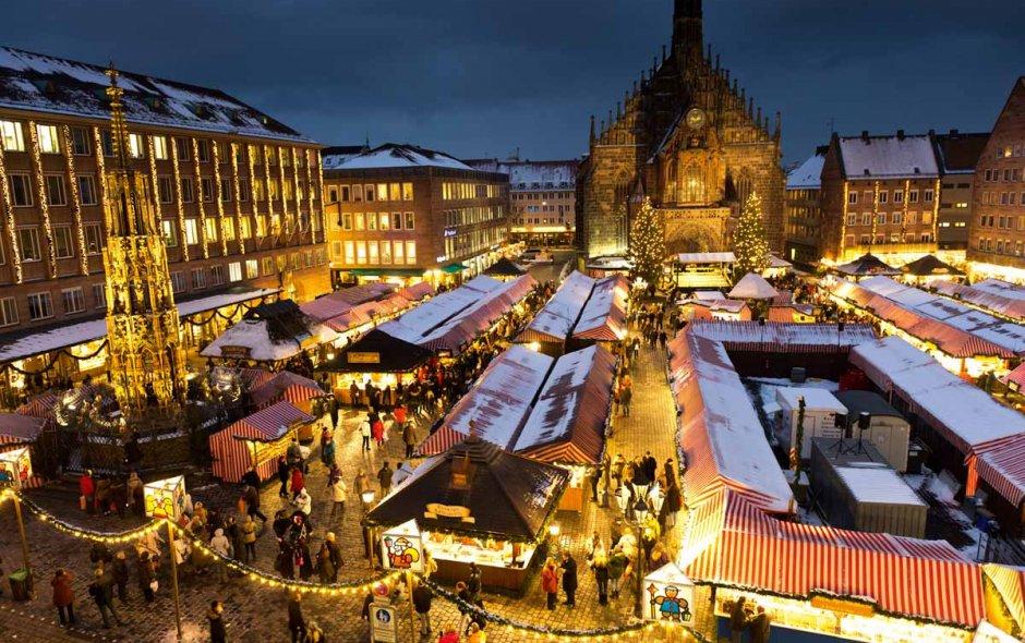 Mercatino di Natale a Norimberga 1 Notte a Park Inn Radisson