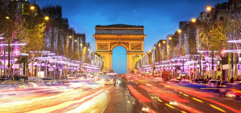 Pasqua a Parigi Prezzo Tutto Incluso 3 Notti Hotel de Geneve - Parigi