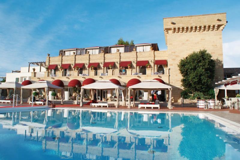 Appartamento Bilo4 Nicolaus Club Messapia Resort 7 Notti dal 11 Luglio - Puglia