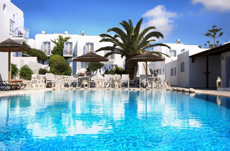 Mykonos Aeolos Hotel 7 Notti 30 Luglio - Mykonos