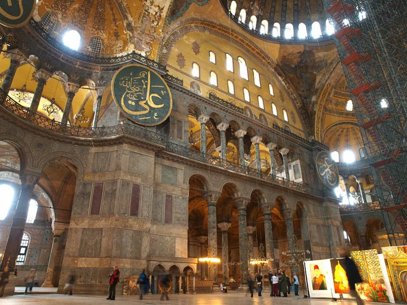Istanbul 20-23 Aprile 2013 - Hotel Grand Halic - Istanbul