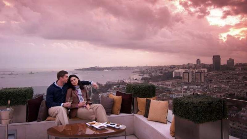 Pasqua ad Istanbul - Hotel Conrad - Istanbul