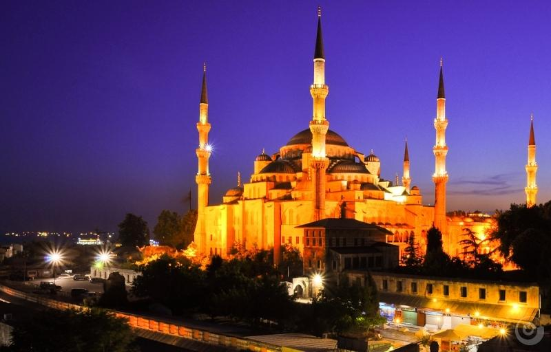 Pasqua ad Istanbul - Hotel Hilton Garden Inn GH - Istanbul