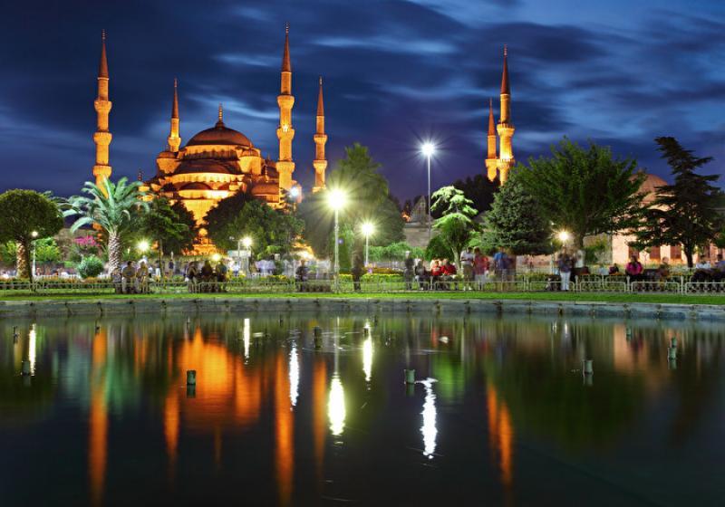 Pasqua ad Istanbul - Hotel Holiday Inn City - Istanbul