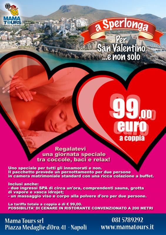 Sperlonga per San Valentino e non solo - Italia