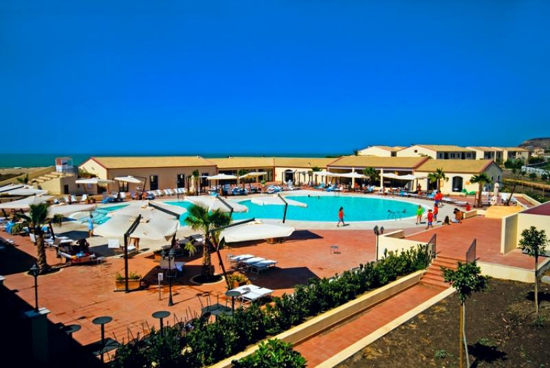 Sikania Resort  Spa 10 Agosto - Sicilia