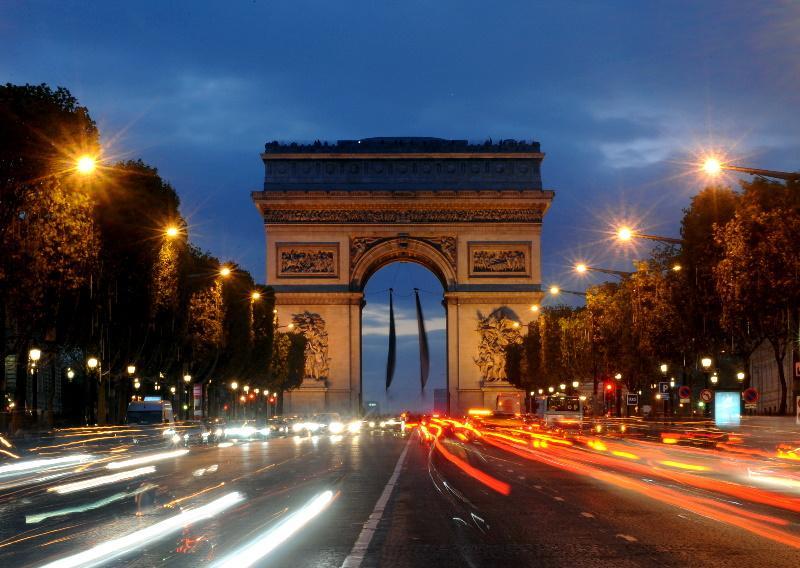 Pasqua a Parigi - DEspagne -