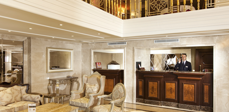 Istanbul 20-23 Aprile 2013 - Hotel Grand Halic****