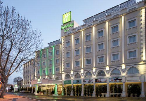 Istanbul 20-23 Aprile 2013 - Hotel Holiday Inn City*****
