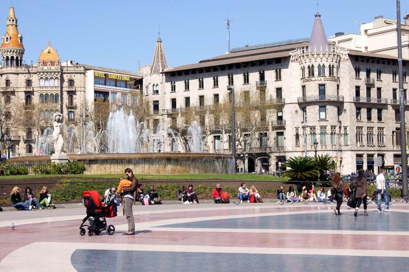 Ponte Liberazione a Barcellona - Travelodge Poblenou***